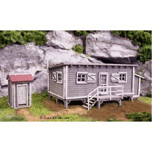 Cabin Kit Usa