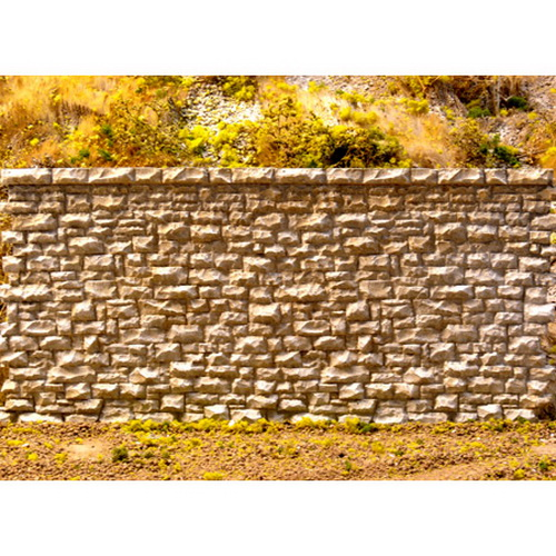 Chooch Enterprises 8302 HO Random Stone Retaining Wall Medium