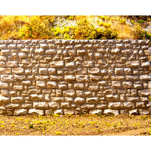 Chooch Enterprises 8304 HO Random Stone Retaining Wall Large