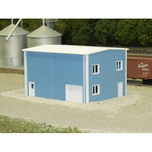 Pikestuff 541-8001 N KIT Yard Office This is Rix 5418001 N Scale Yard Office Kit. This kit is designed with cut lines on the back side of the walls so that you can choose the height of the building. Walls are 24 scale feet high with cut lines to produce a 20,16,12, or 10 foot tall building. Side walls have door and window openings provided. End walls have cut lines for door and window locations. Kit includes doors, windows and down spouts. Dimensions: 30 X 40 Scale Feet.Condition: Factory New (C-9All original; unused; factory rubs and evidence of handling, shipping and factory test run.Standards for all toy train related accessory items apply to the visual appearance of the item and do not consider the operating functionality of the equipment.Condition and Grading Standards are subjective, at best, and are intended to act as a guide. )Operational Status: FunctionalThis item is brand new from the factory.Original Box: Yes (P-9May have store stamps and price tags. Has inner liners.)Manufacturer: PikestuffModel Number: 541-8001MSRP: $14.95Scale/Era: N ScaleModel Type: BuildingsAvailability: Ships in 3 to 5 Business Days.The Trainz SKU for this item is P11555763. Track: 11555763 - FS - 001 - TrainzAuctionGroup00UNK - TDIDUNK