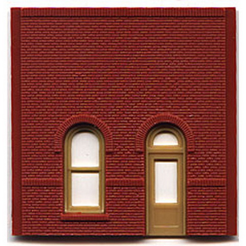 DPM 30101 HO Street Level Wall Sections w/Arched Entry Kit This is a DPM 30101 HO Street Level Wall Sections w/Arched Entry Kit. Build anything from a corner gas station to a multi-story office or manufacturing complex. HO scale modular parts offer unliimted building options. Interchangeable wall sections make it fun and easy to build a structure of any size, shape and height, that will fit anywhere on your layout.Condition: Factory New (C-9All original; unused; factory rubs and evidence of handling, shipping and factory test run.Standards for all toy train related accessory items apply to the visual appearance of the item and do not consider the operating functionality of the equipment.Condition and Grading Standards are subjective, at best, and are intended to act as a guide. )Operational Status: FunctionalThis item is brand new from the factory.Original Box: Yes (P-9May have store stamps and price tags. Has inner liners.)Manufacturer: DPMModel Number: 30101MSRP: $9.99Scale/Era: HO ModernModel Type: BuildingsAvailability: Ships in 3 to 5 Business Days.The Trainz SKU for this item is P11475933. Track: 11475933 - FS - 001 - TrainzAuctionGroup00UNK - TDIDUNK