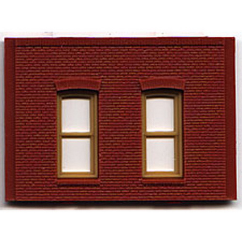 DPM 30130 HO One-Story Wall Sections w/Rectangular Windows - Kit This is a DPM 30130 HO One-Story Wall Sections w/Rectangular Windows - Kit. Build anything from a corner gas station to a multi-story office or manufacturing complex. HO scale modular parts offer unliimted building options. Interchangeable wall sections make it fun and easy to build a structure of any size, shape and height, that will fit anywhere on your layout.Condition: Factory New (C-9All original; unused; factory rubs and evidence of handling, shipping and factory test run.Standards for all toy train related accessory items apply to the visual appearance of the item and do not consider the operating functionality of the equipment.Condition and Grading Standards are subjective, at best, and are intended to act as a guide. )Operational Status: FunctionalThis item is brand new from the factory.Original Box: Yes (P-9May have store stamps and price tags. Has inner liners.)Manufacturer: DPMModel Number: 30130MSRP: $9.99Scale/Era: HO ModernModel Type: BuildingsAvailability: Ships in 3 to 5 Business Days.The Trainz SKU for this item is P11475950. Track: 11475950 - FS - 001 - TrainzAuctionGroup00UNK - TDIDUNK
