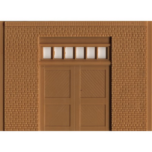 DPM 90107 O Loading Door pkg (2) This is a DPM 90107 O Loading Door pkg (2). Build anything from a corner gas station to a multi-story office or manufacturing complex. HO scale modular parts offer unliimted building options. Interchangeable wall sections make it fun and easy to build a structure of any size, shape and height, that will fit anywhere on your layout.Condition: Factory New (C-9All original; unused; factory rubs and evidence of handling, shipping and factory test run.Standards for all toy train related accessory items apply to the visual appearance of the item and do not consider the operating functionality of the equipment.Condition and Grading Standards are subjective, at best, and are intended to act as a guide. )Operational Status: FunctionalThis item is brand new from the factory.Original Box: Yes (P-9May have store stamps and price tags. Has inner liners.)Manufacturer: DPMModel Number: 90107MSRP: $10.00Scale/Era: O ModernModel Type: Accessories & BuildingsAvailability: Ships in 3 to 5 Business Days.The Trainz SKU for this item is P11476050. Track: 11476050 - FS - 001 - TrainzAuctionGroup00UNK - TDIDUNK