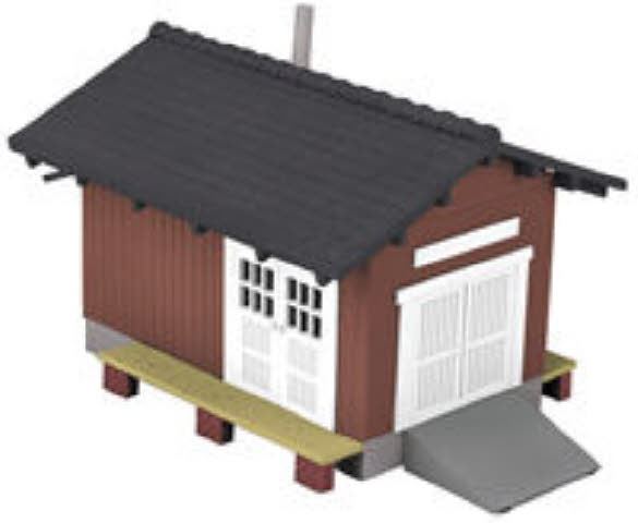 MTH 30-90004 Country Freight Station Features - Unit Measures:9 x 5 1/2 x 5 Interior lighting Easy to wire and installCondition: Factory New (C-9All original; unused; factory rubs and evidence of handling, shipping and factory test run.Standards for all toy train related accessory items apply to the visual appearance of the item and do not consider the operating functionality of the equipment.Condition and Grading Standards are subjective, at best, and are intended to act as a guide. )Operational Status: FunctionalThis item is brand new from the factory.Original Box: Yes (P-9May have store stamps and price tags. Has inner liners.)Manufacturer: MTHModel Number: 30-90004MSRP: $39.95Scale/Era: O ModernModel Type: Accessories & BuildingsAvailability: Ships in 2 Business Days!The Trainz SKU for this item is P11414678. Track: 11414678 - S27 (Shelf)  - 001 - TrainzAuctionGroup00UNK - TDIDUNK