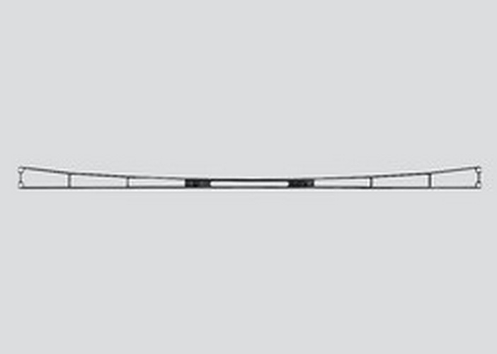 Marklin 8923 Catenary Wire 7-1/8 10-Pack Adjustable in length from 150 to 180 mm / 5-7/8 x 7-1/8.Condition: Factory New (C-9All original; unused; factory rubs and evidence of handling, shipping and factory test run.Standards for all toy train related accessory items apply to the visual appearance of the item and do not consider the operating functionality of the equipment.Condition and Grading Standards are subjective, at best, and are intended to act as a guide. )Operational Status: FunctionalThis item is brand new from the factory.Original Box: Yes (P-9May have store stamps and price tags. Has inner liners.)Manufacturer: MarklinModel Number: 8923MSRP: $58.90Scale/Era: Z ScaleModel Type: AccessoriesAvailability: Ships in 3 to 5 Business Days.The Trainz SKU for this item is P11573985. Track: 11573985 - FS - 001 - TrainzAuctionGroup00UNK - TDIDUNK
