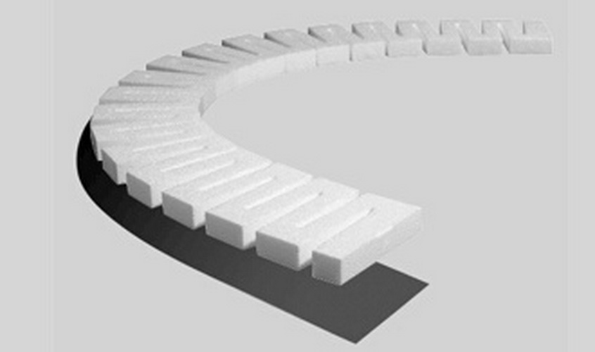 Woodland Scenics ST1406 1/2 x2.5 x24  Sub terrain Foam Risers (4) This package includes four 1/2x24 Risers that are generally used with Incline Starters to create varying grades on your layout. Risers are easily flexed to form curves and can be used on plywood or a foam base. To install, butt the sections tightly, pin in place with Foam Nails (ST1432) and attach. The Low Temp Foam Glue Gun (ST1445, and Glue Sticks ST1446) is the fastest way to assemble your foam base, but you can also use Foam Tack Glue (ST1444).Condition: Factory New (C-9All original; unused; factory rubs and evidence of handling, shipping and factory test run.Standards for all toy train related accessory items apply to the visual appearance of the item and do not consider the operating functionality of the equipment.Condition and Grading Standards are subjective, at best, and are intended to act as a guide. )Operational Status: FunctionalThis item is brand new from the factory.Original Box: Yes (P-9May have store stamps and price tags. Has inner liners.)Manufacturer: Woodland ScenicsModel Number: ST1406MSRP: $7.99Category 1: Scenery & MaterialsCategory 2: OtherAvailability: Ships in 3 to 5 Business Days.The Trainz SKU for this item is P11542533. Track: 11542533 - FS - 001 - TrainzAuctionGroup00UNK - TDIDUNK