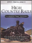 Topic Entertainment 60466 High Country Rails DVD COLORADO, HOME OF AMERICA'S MOST SPECTACULAR HISTORIC MOUNTAIN RAILWAYSHIGH COUNTRY RAILSHead to the Centennial State for an exclusive tour of Colorado in High Country Rails, an Emmy Award-winning film previously viewed on public television.Get a rare look at steam engines inside the Durango & Silverton Narrow Gauge Railroad roundhouse and see snow country on the Leadville, Colorado & Southern Railroad. Plus, ride the engineering marvel known as the Georgetown Loop Railroad and others, including the Cripple Creek Railroad and the Manitou & Pikes Peak Cog Railway.You also get to take the Ski Train, no longer in operation, from downtown Denver up to the base of the Winter Park Ski Resort for some skiing and breathtaking views, and meet a unique looking creature called the Galloping Goose #5.Run Time: Approx. 55 min.Condition: Factory NewOperational Status: FunctionalThis item is brand new from the factory.Original Box: YesModel Number: 60466MSRP: $14.99Category 1: Books and MediaCategory 2: Videos & DVDsAvailability: Ships in 3 to 5 Business Days.The Trainz SKU for this item is P11567719. Track: 11567719 - FS - 001 - TrainzAuctionGroup00UNK - TDIDUNK
