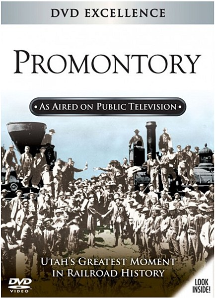 Topics Entertainment 60465 Promontory Golden Spike Town DVD It is one of the most famous moments in the history of the American West. And one of the least understood. Promontory, previously viewed on public television, takes you on a journey back in time to the days when the nation struggled to build the transcontinental railroad.As construction armies raced from the East and the West, it soon became clear they would meet in the most unlikely spot in the nation: The Utah Territory, which was under the leadership of BrighamYoung. But getting there wasn't easy, with pride, greed and religion getting in the way. What happened next would change the face of Utah and the West forever.Condition: Factory NewOperational Status: FunctionalThis item is brand new from the factory.Original Box: YesModel Number: 60465MSRP: $14.99Category 1: Books and MediaCategory 2: Videos & DVDsAvailability: Ships in 3 to 5 Business Days.The Trainz SKU for this item is P11567718. Track: 11567718 - FS - 001 - TrainzAuctionGroup00UNK - TDIDUNK
