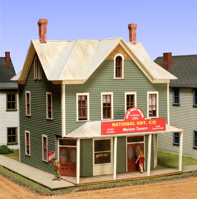 New Construction Homes Model: House Model Kit