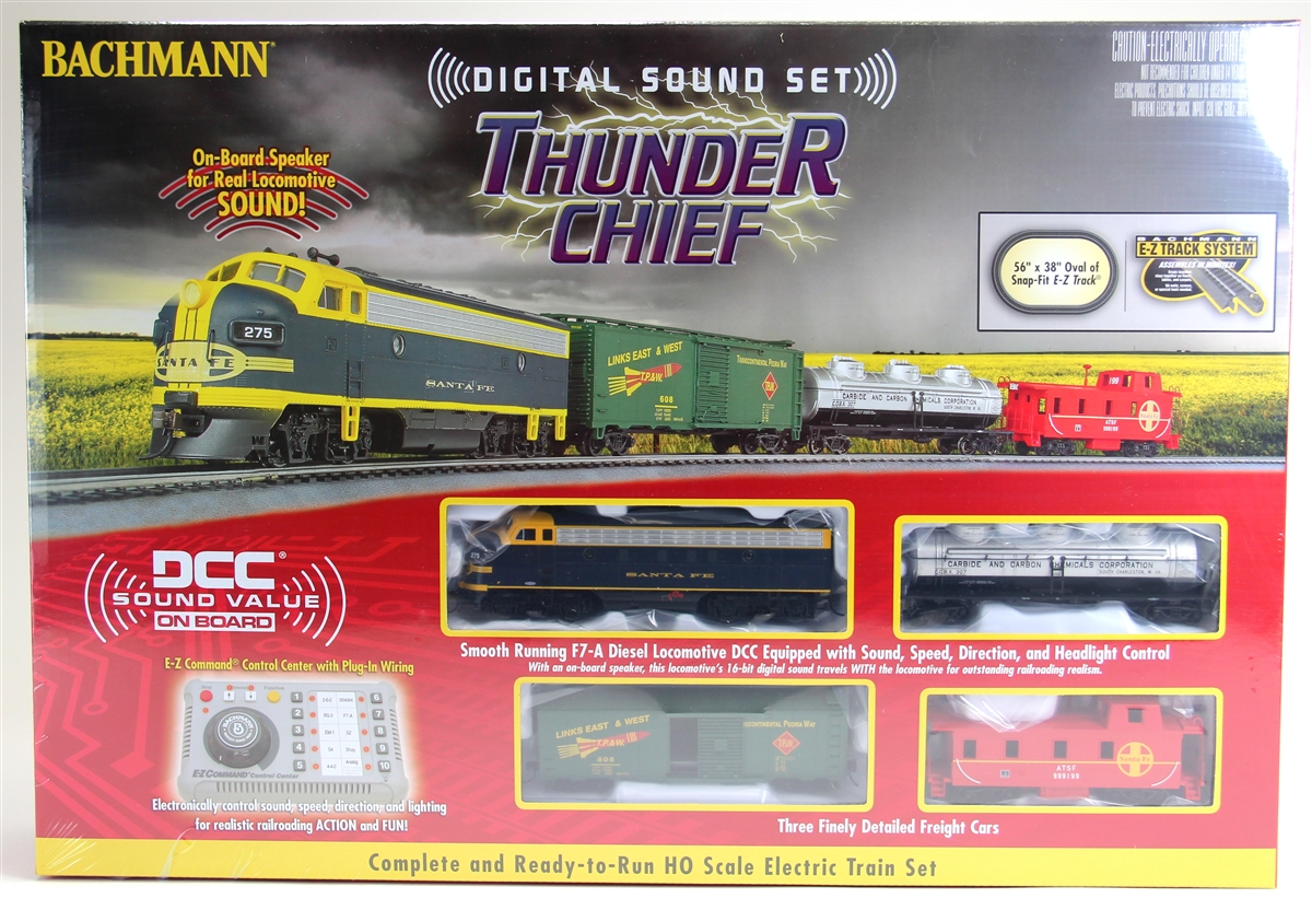 Ho train sets dcc sound installation
