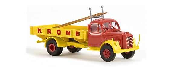 Brekina Automodelle 43020 Borgward B 4500 Circus K at Sears.com