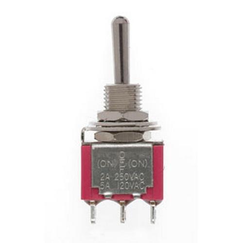 Miniatronics 36-220-05 SPDT 5AMP 120V Momentary Toggle Switch (5)