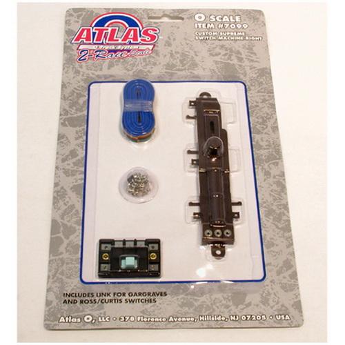 Atlas 7099 O Scale 2-Rail Right Hand Switch Machine at Sears.com