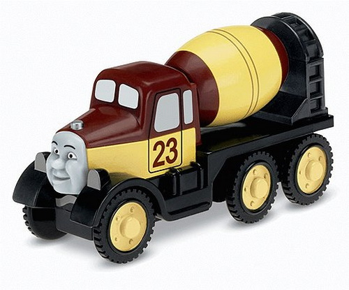 Fisher-Price Fisher Price 7469 Patrick the Cement Mixer truck - Thomas & Friends at Sears.com