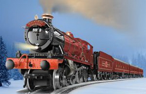 Lionel Trains Lionel 7-11020 Harry Potter Hogwarts Express Train Set at Sears.com