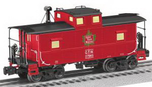 Lionel Trains Lionel 6-27662 Grand Trunk Northeastern Caboose O at Sears.com