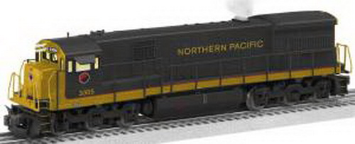 Lionel Trains Lionel 6-38421 Northern Pacific U33C #3305 O at Sears.com