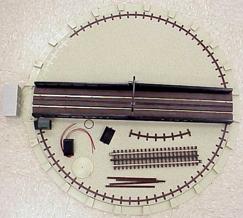 Atlas 6910 Motorized 24 Inch O Gauge Turntable at Sears.com