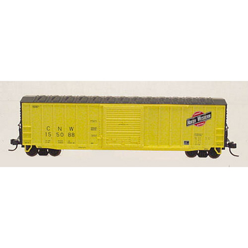 Atlas 45321 N Scale C&NW 50' Ribbed Boxcar #1 at Sears.com