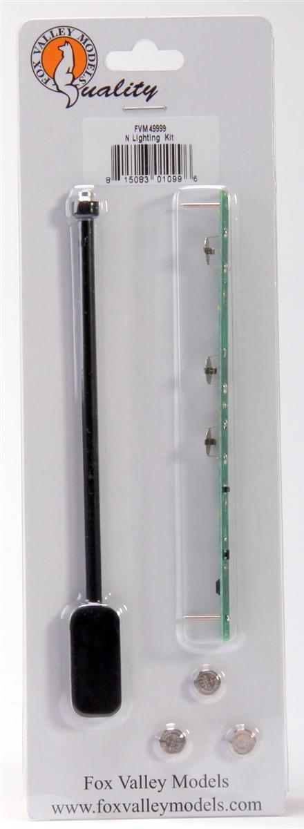 Fox Valley Models 49999 MILW N Lighting Kit at Sears.com
