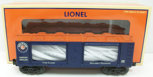 "Lionel Trains Lionel 6-29626 ""Case Closed"" Mint Car at Sears.com"