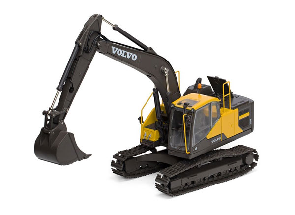 Motorart 300066 Volvo EC220E Excavator This is a Motorart 300066 1:50 Scale Volvo EC220E Excavator. The crawler excavator from Volvo, EC220E art 300066 in 1:50 scale is now available in stock. The digger is the latest model. A highly detailed scale model with accurate features exactly as the real machine. Features of the model: Rotating body Metalic crawlers Detailed hose, cable and hydraulic line placement Detailed interior that features operator chair, controls and steering wheel Openable engine bonnet with painted details Replicated excavator bucket Rear view mirrors Replicated exhaust and intake port.Condition: Factory NewOperational Status: FunctionalThis item is brand new from the factory.Original Box: YesManufacturer: MotorartModel Number: 300066MSRP: $118.99Category 1: 1:64 ScaleCategory 2: ConstructionAvailability: Ships in 3 to 5 Business Days.The Trainz SKU for this item is P12104079. Track: 12104079 - FS - 001 - TrainzAuctionGroup00UNK - TDIDUNK