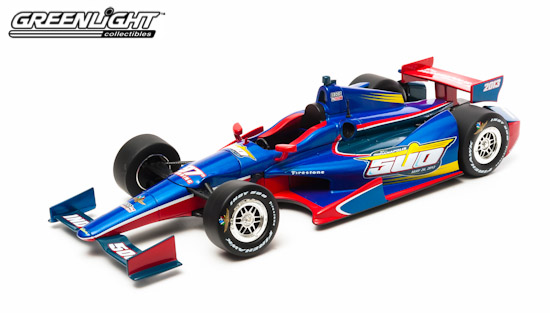 Greenlight Collectibles 10706 1:64 '13 INDY EVENT CAR This is Greenlight Collectibles 10706 1:64 '13 Indy Event Car. GreenLight Collectibles is once again first-to-market in time for the Indianapolis 500. They have a wide selection of drivers and teams to choose from*, including Target Chip Ganassi Racing drivers Dario Franchitti and Scott Dixon, Team Penske Drivers Will Power and Helio Castroneves, Andretti Autosport's Marco Andretti, James Hinchcliffe and last years Series Champion Ryan Hunter-Reay and many more!Condition: Factory NewOperational Status: FunctionalThis item is brand new from the factory.Original Box: YesManufacturer: Greenlight CollectiblesModel Number: 10706MSRP: $8.99Category 1: 1:64 ScaleCategory 2: RacingAvailability: Ships in 3 to 5 Business Days.The Trainz SKU for this item is P11725170. Track: 11725170 - FS - 001 - TrainzAuctionGroup00UNK - TDIDUNK