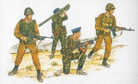 Aaron-Carl - Soldier
