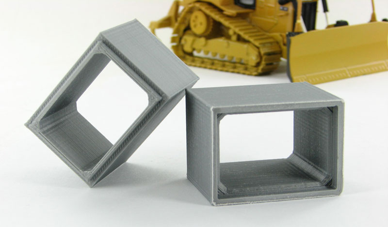 Concrete Box Culvert - grey 2 pack - ABS plastic - Made in the USA using 3D printer technologyCondition: Factory NewOperational Status: FunctionalThis item is brand new from the factory.Original Box: YesManufacturer: 3D to ScaleModel Number: 50-120-GYMSRP: $8.00Category 1: AccessoriesCategory 2: OtherAvailability: Ships in 3 to 5 Business Days.The Trainz SKU for this item is P12007868. Track: 12007868 - FS - 001 - TrainzAuctionGroup00UNK - TDIDUNK