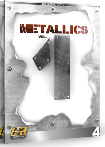 AK Interactive 507 Metallics Vol.1 Learning Series Book This is an AK Interactive 507 Metallics Vol.1 Learning Series Book. Metallics have always been a difficult task for modellers. It doesn't matter which modelling branch you choose, at some point you will find yourself in front of a metal piece/part which, of course, you want to finish as realistic as possible. There exist many ways to achieve a metal finish, from the use of enamels, towards waxes and bare metal sheets. Inside these two volumes dedicated to metallics, the talented artists from the AK Learning Series take you on a journey through the difficult tasks of mastering metallics. In this first volume we will show you how to understand metallic paints and how to apply them properly with the right products. Also we cover techniques and share tips which come in handy when you are stuck. We will see examples applied on aircrafts, engines, vehicles, afv's and details on all kinds of models.Condition: Factory NewOperational Status: FunctionalThis item is brand new from the factory.Original Box: YesManufacturer: AK InteractiveModel Number: 507MSRP: $19.99Category 1: Books & MediaCategory 2: How ToAvailability: Ships in 3 to 5 Business Days.The Trainz SKU for this item is P12161921. Track: 12161921 - FS - 001 - TrainzAuctionGroup00UNK - TDIDUNK