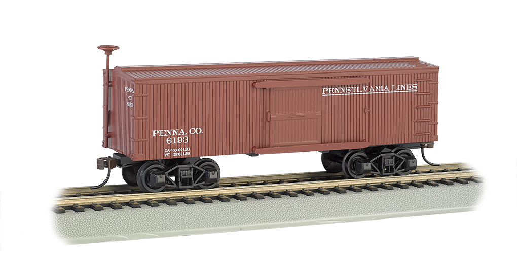 Bachmann Ho Old Time Freight Cars