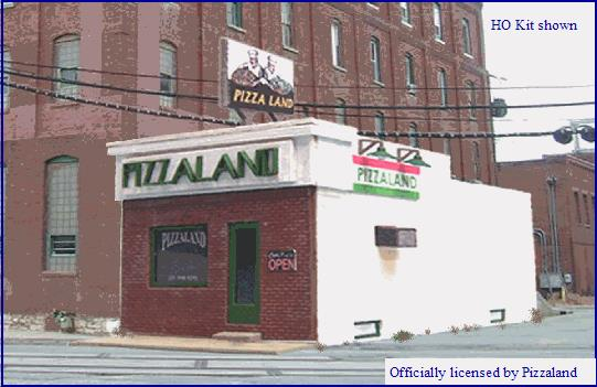 Blair Line 096 N Pizza Land Laser-Cut Building Kit This is a Blair Line 184-96 N Scale Laser-Cut Structure Kits Pizzaland 1-1/4 x 2-3/16 3.1 x 5.5cm This structure is based on the original Pizzaland building made famous in the opening credits of The Sopranos on HBO. Working with the owner of the prototype in North Arlington, New Jersey, this officially licensed kit comes complete with air conditioner, crawl space openings, lampshades and burglar bars, plus laser-cut Pizzaland signs for the roof and storefront, which were digitized from prototype photos. Its small size makes it easy to add in just about any commercial district, industrial area or as a roadside business. Kit features laser-cut floor, sidewalk, roofing, interior and exterior walls with tab and slot connections. Front wall is laser-etched brick, cut with exactly the same brick pattern as the prototype. Includes laser-cut window glazing, peel-n-stick doors and peel-n-stick roofing for easy assembly. Side window frame is injection molded plastic; front window frame is laser cut.Condition: Factory New (C-9All original; unused; factory rubs and evidence of handling, shipping and factory test run.Standards for all toy train related accessory items apply to the visual appearance of the item and do not consider the operating functionality of the equipment.Condition and Grading Standards are subjective, at best, and are intended to act as a guide. )Operational Status: FunctionalThis item is brand new from the factory.Original Box: Yes (P-9May have store stamps and price tags. Has inner liners.)Manufacturer: Blair LineModel Number: 096MSRP: $28.95Scale/Era: N ScaleModel Type: BuildingsAvailability: Ships in 2 Business Days!The Trainz SKU for this item is P11466799. Track: 11466799 - No Location Assigned - 001 - TrainzAuctionGroup00UNK - TDIDUNK