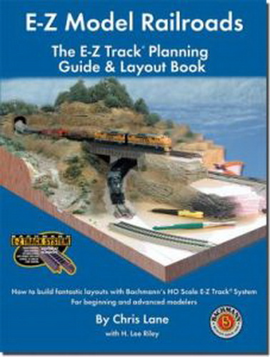 Bachmann 99978 E-Z Track Guide #2 With E-Z Model Railroads, beginning and advanced modelers can learn how to set up and run a railroad using Bachmann's snap-fit E-Z Track® system. From choosing a layout style to wiring and track planning techniques, readers are walked through virtually every step of the design and construction process.   * six in-depth layouts, plus 20 additional layout designs * tips for beginning to advanced modelers, including weathering and scenery chapters * 124 color pagesCondition: Factory NewOperational Status: FunctionalThis item is brand new from the factory.Original Box: YesManufacturer: BachmannModel Number: 99978MSRP: $29.50Category 1: Books and MediaCategory 2: CatalogsAvailability: Ships in 1 Business Day!The Trainz SKU for this item is P11462842. Track: 11462842 - 4013-C (Suite 2730-100)  - 001 - TrainzAuctionGroup00UNK - TDIDUNK