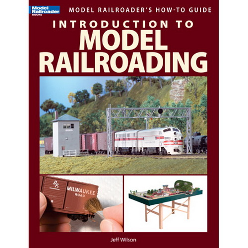 Kalmbach 12447 Introduction to Model Railroading This is Kalmbach 12447 Introduction to Model Railroading.FEATURESAn excellent perfect bound, paperback reference for modelersBook begins with choosing a place, era and scale to modelAuthor breaks down the basics of planning a layout and building supporting benchworkEasy-to-follow instructions and abundance of photographs200 color photos and 96 black and white photosSPECSSize: 8-1/4 x 10-3/4 (209.55mm x 273.05mm)Copyright: 2011Condition: Factory NewOperational Status: FunctionalThis item is brand new from the factory.Original Box: YesManufacturer: KalmbachModel Number: 12447MSRP: $19.95Category 1: Books and MediaCategory 2: RR HistoryAvailability: Ships in 3 to 5 Business Days.The Trainz SKU for this item is P11633853. Track: 11633853 - FS - 001 - TrainzAuctionGroup00UNK - TDIDUNK