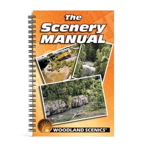 Woodland Scenics C1207 Scenery Manual Here is a Woodland Scenics C1207 Scenery Manual. The latest revision of the most popular scenery manual available. The Scenery Manual has various tips, techniques, ideas and instructions for using more than 600 products. Anyone can make model scenery, and this manual will show you how.Condition: Factory NewOperational Status: FunctionalThis item is brand new from the factory.Original Box: YesManufacturer: Woodland ScenicsModel Number: C1207MSRP: $14.99Category 1: Books and MediaCategory 2: Scenery & StructuresAvailability: Ships within 3 Business Days!The Trainz SKU for this item is P11422440. Track: 11422440 - 4045-B (Suite 2730-100)  - 001 - TrainzAuctionGroup00UNK - TDIDUNK