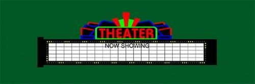 """Miller Engineering 1182 N/HO Medium Theatre Sign This is a Miller Engineering 1182 N/HO Scales Medium Theatre Sign. Dimensions: 5.60"""" long x 1.8"""" high. With the word """"Theater"""" removed the marquee height is .875"""". Recommended scales N/HO. Working Neon Signs for Your Layout. Animated simulated-neon signs are perfect for adding flashing and moving lights to your layout. They're easy to install on buildings or as freestanding billboards. The Drive-In Theater sign is two-sided and features chase light arrows to guide people in. It includes Now Showing lettering, several movie titles on a blank field, and peel-and-stick overlays for more variations. The Theater Marquee features chase lights around a white field and colorful theater graphics. It includes peel-and-stick lettering with several movie titles. The sign is ideal for mounting on your favorite theater building and is available in two sizes.Condition: Factory New (C-9All original; unused; factory rubs and evidence of handling, shipping and factory test run.Standards for all toy train related accessory items apply to the visual appearance of the item and do not consider the operating functionality of the equipment.Condition and Grading Standards are subjective, at best, and are intended to act as a guide. )Operational Status: FunctionalThis item is brand new from the factory.Original Box: Yes (P-9May have store stamps and price tags. Has inner liners.)Manufacturer: Miller EngineeringModel Number: 1182MSRP: $36.95Scale/Era: HO ModernModel Type: AccessoriesAvailability: Ships in 1 Business Day!The Trainz SKU for this item is P11588960. Track: 11588960 - S25 (Shelf)  - 001 - TrainzAuctionGroup00UNK - TDIDUNK"""