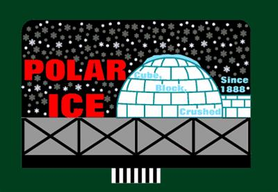 Miller Engineering 9681 HO/O Polar Ice Animated Billboard This is a Miller Engineering 9681 HO/O Scales Polar Ice Animated Billboard. From dancing chase lights to pointing arrows, these animated electroluminiscent billboard kits feature a wide variety of colorful, simulated-neon graphics for a variety of businesses. Kits include battery holder and all necessary electronics for plug-and-play installation. Signs require three AAA batteries (not included). Just install them on your building rooftops or along highways. Large signs are suitable for HO and larger scales, medium signs are usable as large N Scale signs and in HO Scale. Lighted sign with snow falling in background.Condition: Factory New (C-9All original; unused; factory rubs and evidence of handling, shipping and factory test run.Standards for all toy train related accessory items apply to the visual appearance of the item and do not consider the operating functionality of the equipment.Condition and Grading Standards are subjective, at best, and are intended to act as a guide. )Operational Status: FunctionalThis item is brand new from the factory.Original Box: Yes (P-9May have store stamps and price tags. Has inner liners.)Manufacturer: Miller EngineeringModel Number: 9681Road Name: Polar IceMSRP: $32.95Scale/Era: HO ModernModel Type: AccessoriesAvailability: Ships in 1 Business Day!The Trainz SKU for this item is P11594398. Track: 11594398 - No Location Assigned - 001 - TrainzAuctionGroup00UNK - TDIDUNK