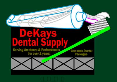 Miller Engineering 9881 HO/O Animated Neon Billboard DeKays Dental Sup This is a Miller Engineering 9881 HO/O Scales Animated Neon Billboard DeKays Dental Supply Large 3.7 x 2.5. From dancing chase lights to pointing arrows, these animated electroluminiscent billboard kits feature a wide variety of colorful, simulated-neon graphics for a variety of businesses. Kits include battery holder and all necessary electronics for plug-and-play installation. Signs require three AAA batteries (not included). Just install them on your building rooftops or along highways. Large signs are suitable for HO and larger scales, medium signs are usable as large N Scale signs and in HO Scale. Features lighted lettering. Tube grows smaller as toothpaste comes out.Condition: Factory New (C-9All original; unused; factory rubs and evidence of handling, shipping and factory test run.Standards for all toy train related accessory items apply to the visual appearance of the item and do not consider the operating functionality of the equipment.Condition and Grading Standards are subjective, at best, and are intended to act as a guide. )Operational Status: FunctionalThis item is brand new from the factory.Original Box: Yes (P-9May have store stamps and price tags. Has inner liners.)Manufacturer: Miller EngineeringModel Number: 9881MSRP: $32.95Scale/Era: HO ModernModel Type: AccessoriesAvailability: Ships in 1 Business Day!The Trainz SKU for this item is P11588378. Track: 11588378 - No Location Assigned - 001 - TrainzAuctionGroup00UNK - TDIDUNK