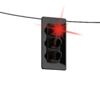 Walthers 949-4362 HO Single-Sided Hanging Traffic Light This is a Walthers 949-4362 HO Single-Sided Hanging Traffic Light. Long-lasting LEDs, Makes model street scenes more realistic, Common North American-style traffic signal as used in many communities, Fits popular modeling eras, Great detail for day or night scenes, Fully assembled from tough metal parts, Install in minutes in new or existing scenery, Color-coded wiring, and Operate with Traffic Light Controller (949-4389 sold separately).Condition: Factory New (C-9All original; unused; factory rubs and evidence of handling, shipping and factory test run.Standards for all toy train related accessory items apply to the visual appearance of the item and do not consider the operating functionality of the equipment.Condition and Grading Standards are subjective, at best, and are intended to act as a guide. )Operational Status: FunctionalThis item is brand new from the factory.Original Box: Yes (P-9May have store stamps and price tags. Has inner liners.)Manufacturer: WalthersModel Number: 949-4362MSRP: $24.98Scale/Era: HO ModernModel Type: AccessoriesAvailability: Ships in 3 to 5 Business Days.The Trainz SKU for this item is P12162917. Track: 12162917 - FS - 001 - TrainzAuctionGroup00UNK - TDIDUNK