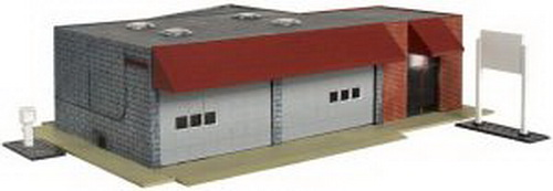 Atlas 764 HO Scale Car Wash Building Kit This kit is Block and brick construction, open bay office area, air filling station, window glazing and sign. Downloadable signage available. Approx. finished size: 7 9/16 x 6.Condition: Factory New (C-9All original; unused; factory rubs and evidence of handling, shipping and factory test run.Standards for all toy train related accessory items apply to the visual appearance of the item and do not consider the operating functionality of the equipment.Condition and Grading Standards are subjective, at best, and are intended to act as a guide. )Operational Status: FunctionalThis item is brand new from the factory.Original Box: Yes (P-9May have store stamps and price tags. Has inner liners.)Manufacturer: AtlasModel Number: 764MSRP: $31.95Scale/Era: HO ModernModel Type: BuildingsAvailability: Ships in 2 Business Days!The Trainz SKU for this item is P11569953. Track: 11569953 - DS (Shelf)  - 001 - TrainzAuctionGroup00UNK - TDIDUNK
