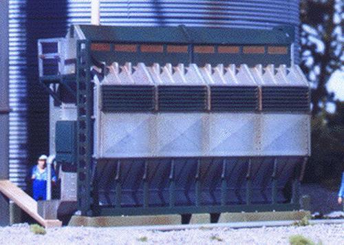 Walthers 933-3128 HO Grain Dryer Kit