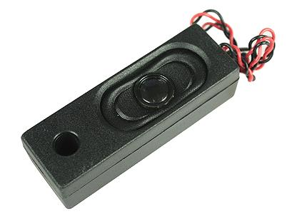 Digitrax SP53188B Rectangular Speaker w/Ported Enclosure & Wires This is a Digitrax 245-SP53188B ALL Scales Rectangular Speaker w/Ported Enclosure & Wires 8-Ohm, 53 x 18 x 14mmCondition: Factory New (C-9All original; unused; factory rubs and evidence of handling, shipping and factory test run.Standards for all toy train related accessory items apply to the visual appearance of the item and do not consider the operating functionality of the equipment.Condition and Grading Standards are subjective, at best, and are intended to act as a guide. )Operational Status: FunctionalThis item is brand new from the factory.Original Box: Yes (P-9May have store stamps and price tags. Has inner liners.)Manufacturer: DigitraxModel Number: SP53188BMSRP: $12.00Scale/Era: HO ModernModel Type: DCC/ElectricalAvailability: Ships in 3 to 5 Business Days.The Trainz SKU for this item is P11662546. Track: 11662546 - FS - 001 - TrainzAuctionGroup00UNK - TDIDUNK