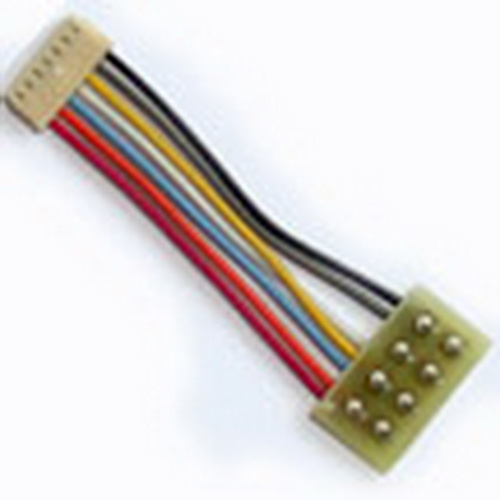 Train Control Systems 1366 MC-1  1  HARNESS W/8PLUG This is Train Control Systems MC-Series Harness - MC Decoder to 8-Pin NMRA Plug w/1 Wires. MC-1 is a 1 or 25 mm harness with a 8 pin NMRA plug for the MC series of decoders.Condition: Factory New (C-9All original; unused; factory rubs and evidence of handling, shipping and factory test run.Standards for all toy train related accessory items apply to the visual appearance of the item and do not consider the operating functionality of the equipment.Condition and Grading Standards are subjective, at best, and are intended to act as a guide. )Operational Status: FunctionalThis item is brand new from the factory.Original Box: Yes (P-9May have store stamps and price tags. Has inner liners.)Manufacturer: Train Control SystemsModel Number: 1366MSRP: $9.95Scale/Era: HO ModernModel Type: DCC/ElectricalAvailability: Ships in 3 to 5 Business Days.The Trainz SKU for this item is P11589944. Track: 11589944 - FS - 001 - TrainzAuctionGroup00UNK - TDIDUNK