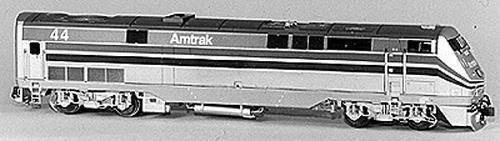 Details West 271 AMTRAK Super Detail Kit This is Details West 271 AMTRAK Super Detail Kit. Athearn AMD-103(P40,P42). Kit includes sander brackets, underframe bell, screen guard, toilet drain, K5LA horn, HEP cables, air dryers with mounts, battery box brackets, Sinclair radio antenna and many pipe assortments. Parts are white metal and brass.Condition: Factory New (C-9All original; unused; factory rubs and evidence of handling, shipping and factory test run.Standards for all toy train related accessory items apply to the visual appearance of the item and do not consider the operating functionality of the equipment.Condition and Grading Standards are subjective, at best, and are intended to act as a guide. )Operational Status: FunctionalThis item is brand new from the factory.Original Box: Yes (P-9May have store stamps and price tags. Has inner liners.)Manufacturer: Details WestModel Number: 271MSRP: $24.95Scale/Era: HO ModernModel Type: MiscellaneousAvailability: Ships in 3 to 5 Business Days.The Trainz SKU for this item is P11474786. Track: 11474786 - FS - 001 - TrainzAuctionGroup00UNK - TDIDUNK