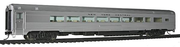 Walthers 14005 HO New York Central 85' Budd 1 Drawing Room 29-Seat Lou