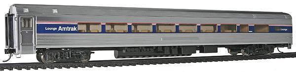 Walthers 920-13001 HO Amtrak 85' Budd 1 Drawing Room 29-Seat Lounge  -