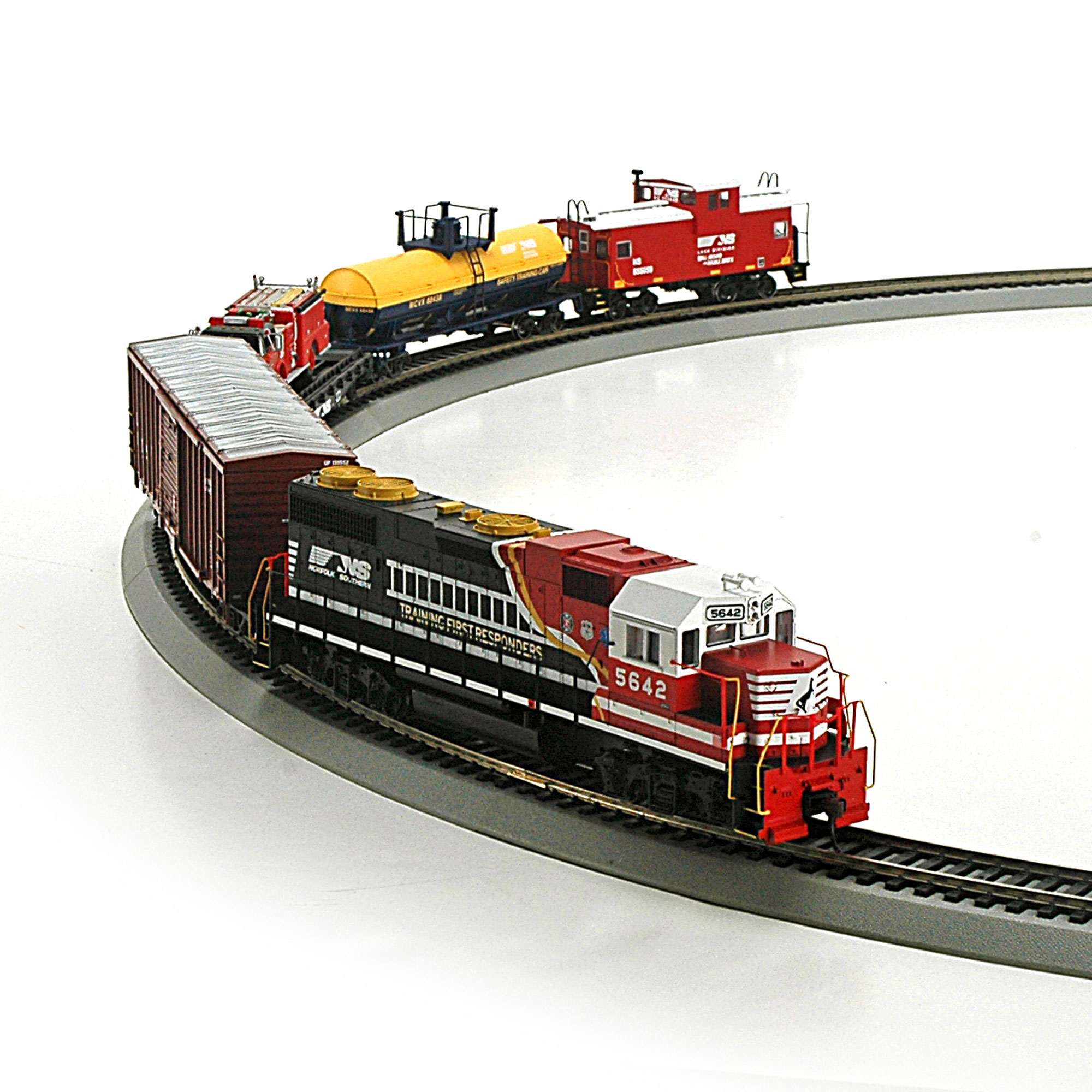 Athearn 14264 HO Norfolk Southern First Responder Train