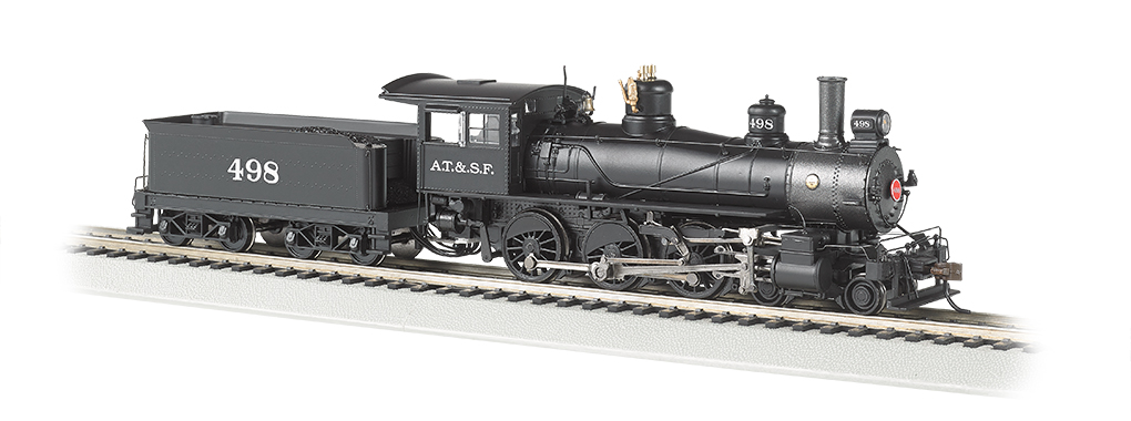 Model Power 87471 N Baltimore /& Ohio Steam 4-6-2 Pacific w//Vanderbilt Tender