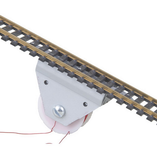 Kadee 309 HO Under-the-Ties Electric Uncoupler Fits Any Code Rail This is a Kadee 309 HO Scale Electric Under-The-Track Uncoupler Kit. Fits any HO code track.Kadee® #165 Red - Normally Open momentary contact push button switches are recommend. Operates: 16 volt DC.We recommend a 16 volt DC power source (at least 3 Amps) or 18 volt AC power source (at least 2 Amps) converted to DC with bridge rectifier.Condition: Factory New (C-9All original; unused; factory rubs and evidence of handling, shipping and factory test run.Standards for all toy train related accessory items apply to the visual appearance of the item and do not consider the operating functionality of the equipment.Condition and Grading Standards are subjective, at best, and are intended to act as a guide. )Operational Status: FunctionalThis item is brand new from the factory.Original Box: Yes (P-9May have store stamps and price tags. Has inner liners.)Manufacturer: KadeeModel Number: 309MSRP: $20.15Scale/Era: HO ModernModel Type: Track/Switches/Etc.Availability: Ships within 3 Business Days!The Trainz SKU for this item is P11489944. Track: 11489944 - 1016-C (Suite 2740-200)  - 001 - TrainzAuctionGroup00UNK - TDIDUNK