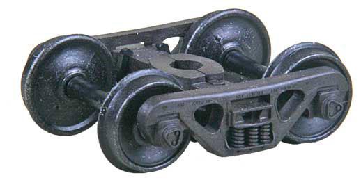 Kadee 569 HO A.S.F.100-Ton Roller Bearing Self-Centering HGC Trucks Co